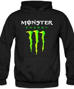هودی MONSTER ENERGY